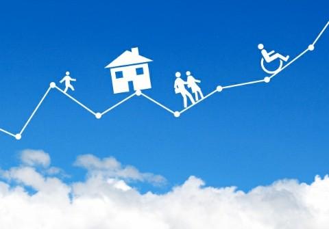 家を買って人生計画