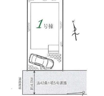 所沢市小手指台2期 全1棟 新築一戸建て