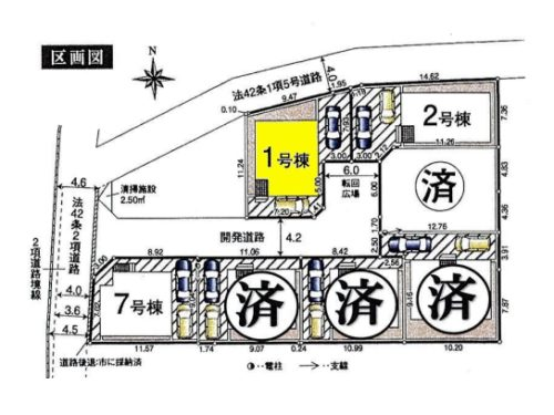 所沢市榎町第3 1号棟 新築一戸建て