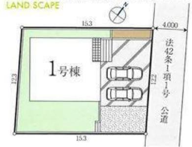 狭山市水野第9期 全1棟 新築一戸建て