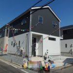ふじみ野市新駒林4号棟  新築一戸建て 仲介手数料無料  4LDK 角地  リビングイン階段