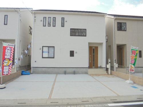 クレイドルガーデン所沢市中富第4 2号棟 仲介手数料無料新築戸建