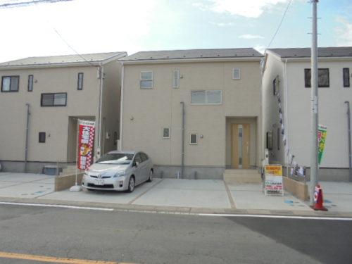 クレイドルガーデン所沢市中富第4 4号棟 仲介手数料無料新築戸建