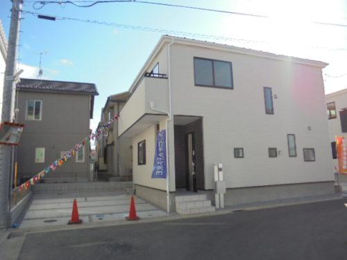 グラファーレ所沢市花園10期 7号棟  仲介手数料無料新築戸建
