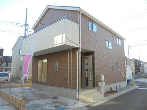 所沢市向陽町第7 12号棟 新築一戸建て