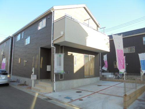 所沢市向陽町第7 13号棟 新築一戸建て