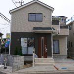 1号棟【値下げ】 所沢市北岩岡新築一戸建て 全8棟 角地4LDK リビングイン階段 価格変更